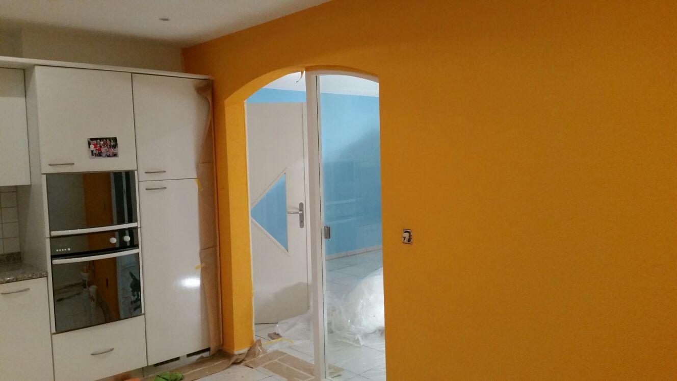 Wandfarben - Renovationen